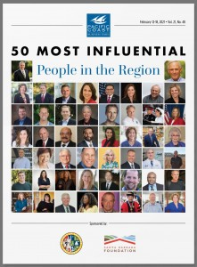 Matthew Fienup Named a Top 50  Most Influential in the Region
