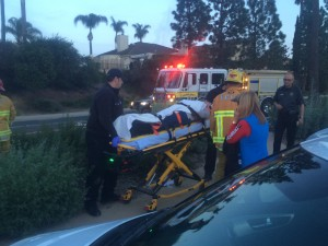 Breaking Two Car Accident Sends Cal Lutheran Student To Hospital