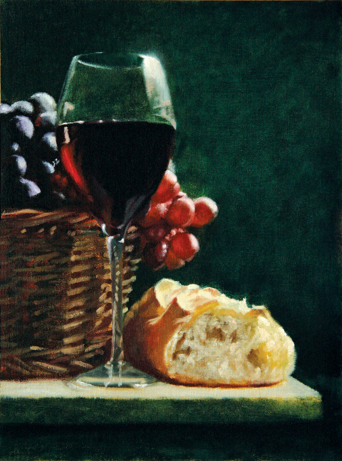 6-Wine-and-Bread | Kwan Fong Gallery