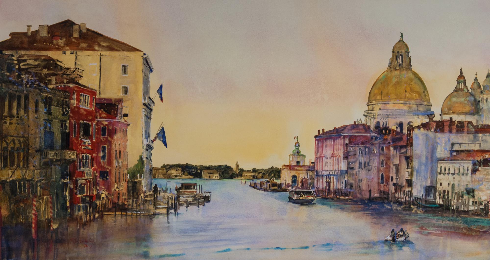 So Cal Clothing >> Imagining Venice: Watercolors of Terry Spehar-Fahey | Kwan ...