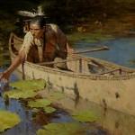 Z.S. Lian - Water Lily