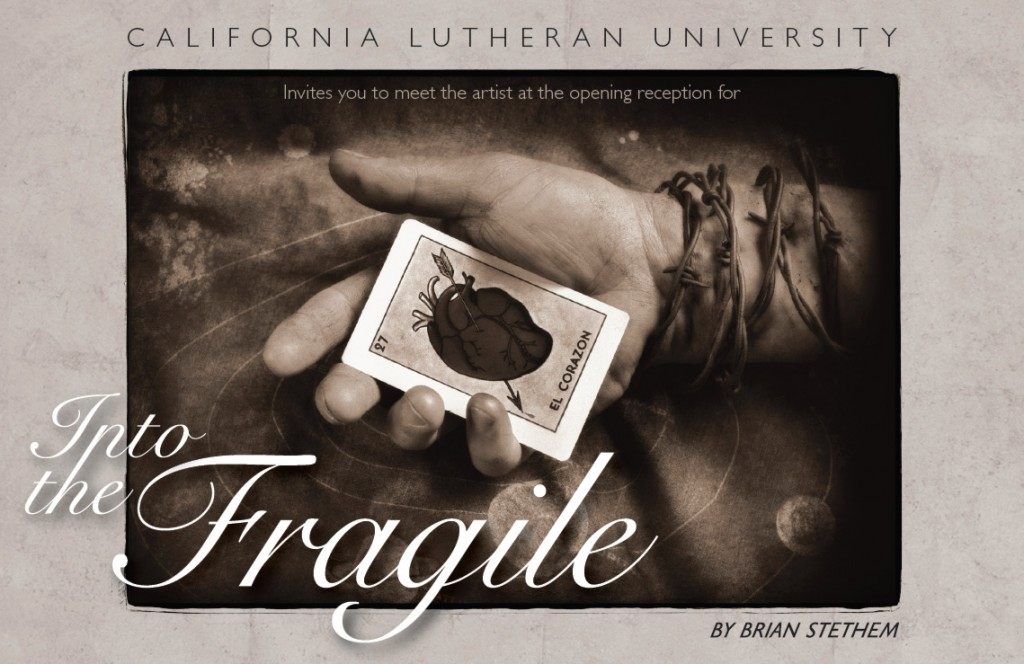 Into the Fragile: Works by Brian Stethem