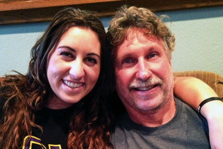 When her father, Brett, was recovering from a serious accident, Jackie Jones discovered that she had a gift for massage.