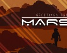 Nikki Notthoff '19 created the Mars Travel Space Branding Project for a fake space agency.