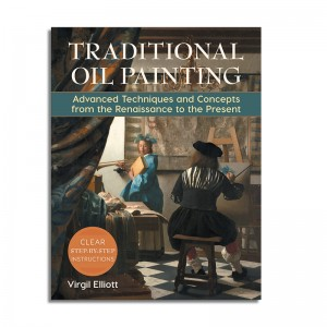 Virgil Elliott - Traditional Oil Painting