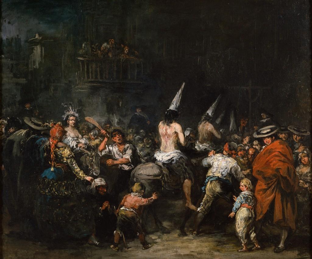 Eugenio Lucas Velázquez, Condenados por la Inquisición,