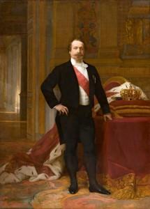 Gemälde von Alexandre Cabanel - Napoleon III