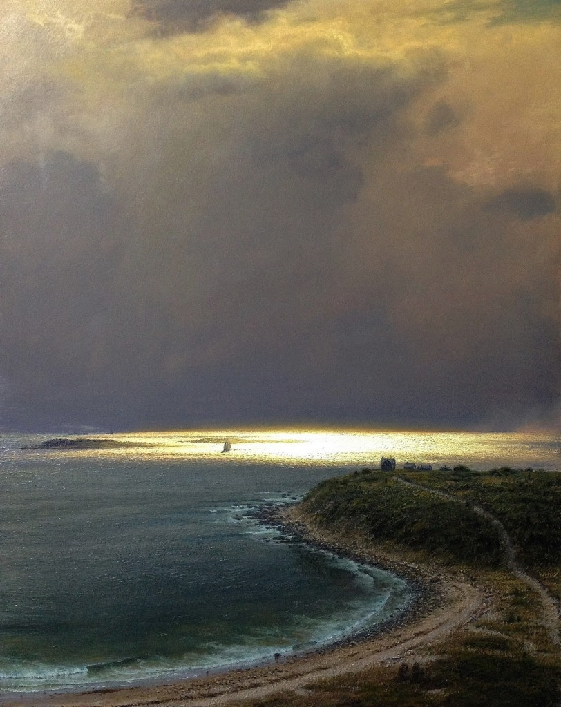 Joseph McGurl - Land Sea Earth and Sky - First Place, Landscape