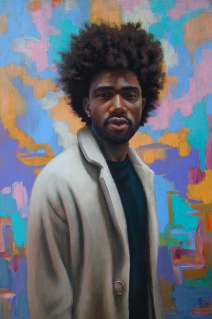 "Christina Ramos - ""Portrait of Jason Sneed"""