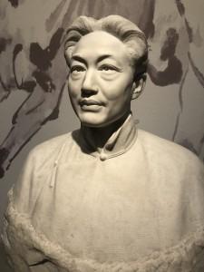 Sculpture of Xu BeHong
