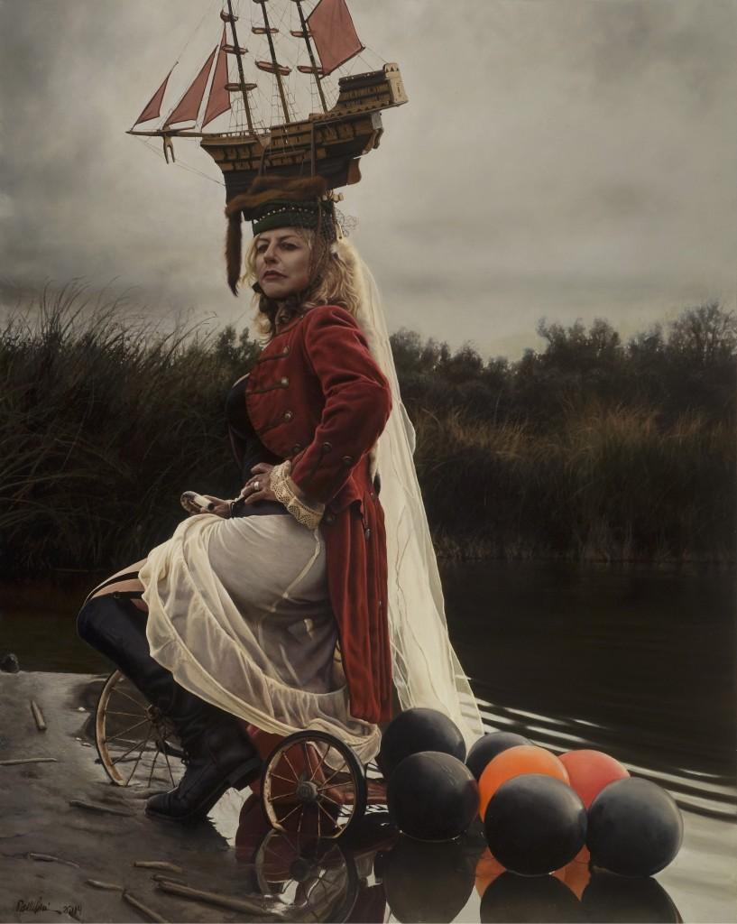 Pamela Wilson - Carmela Called by the Cerulean  Sea