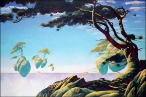 Roger Dean - Floating Islands