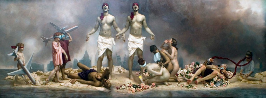 Graydon Parrish - The Cycle of Terror and Tragedy: September 11, 2001