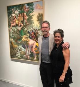 Lori Escalera and F. Scott Hess