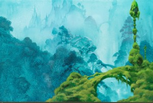 Roger Dean - Edgar Forest Village