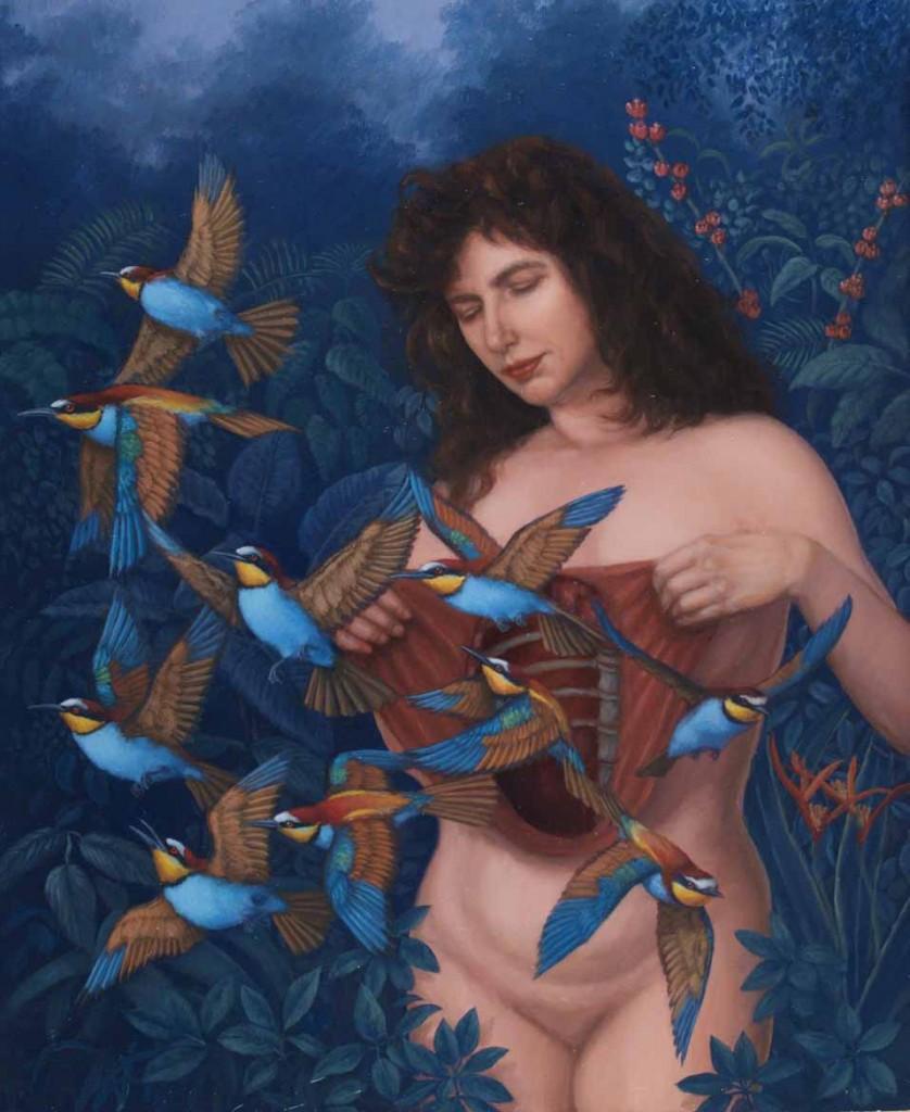 Sandra Yagi - The Release