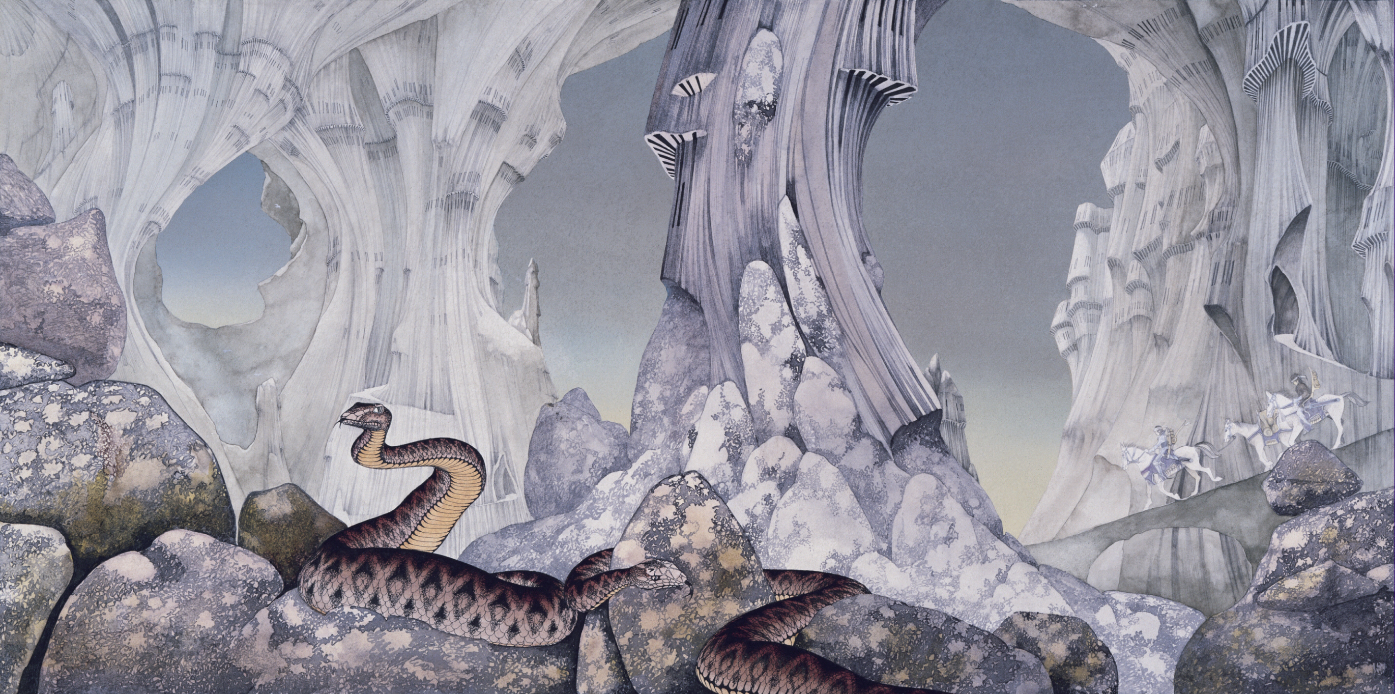 Roger Dean - Yes Relayer