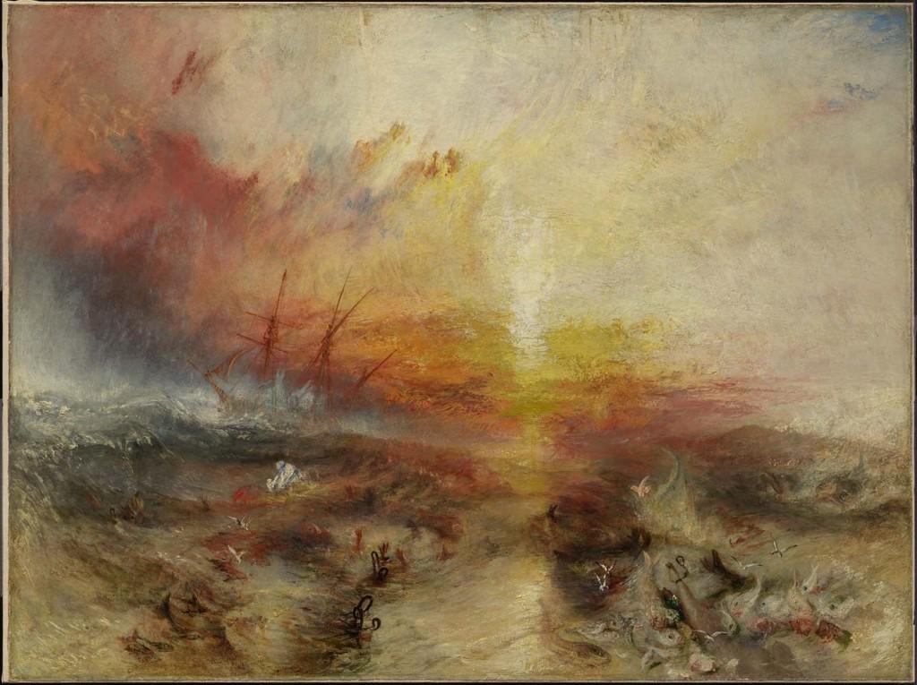 2. JMW Turner Slave_Ship