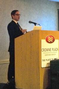 Graydon Parrish at TRAC2012