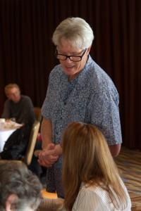John Seed at TRAC2012