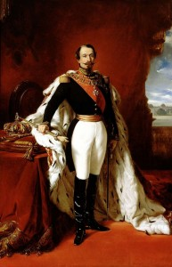 Franz Xaver Winterhalter - Napoleon III