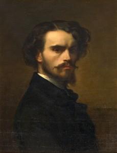 Alexandre Cabanel - Self Portrait
