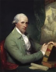 Gilbert Stuart - Portrait of Benjamin West