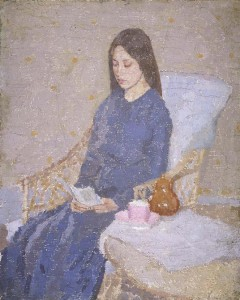 Gwen John - The Convalescent
