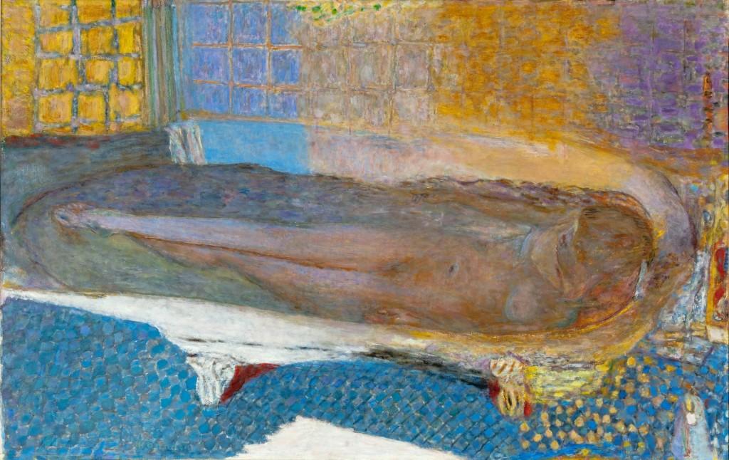 Pierre Bonnard - Nu Dans le Bain