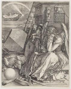 Albrecht Dürer - Melencolia I