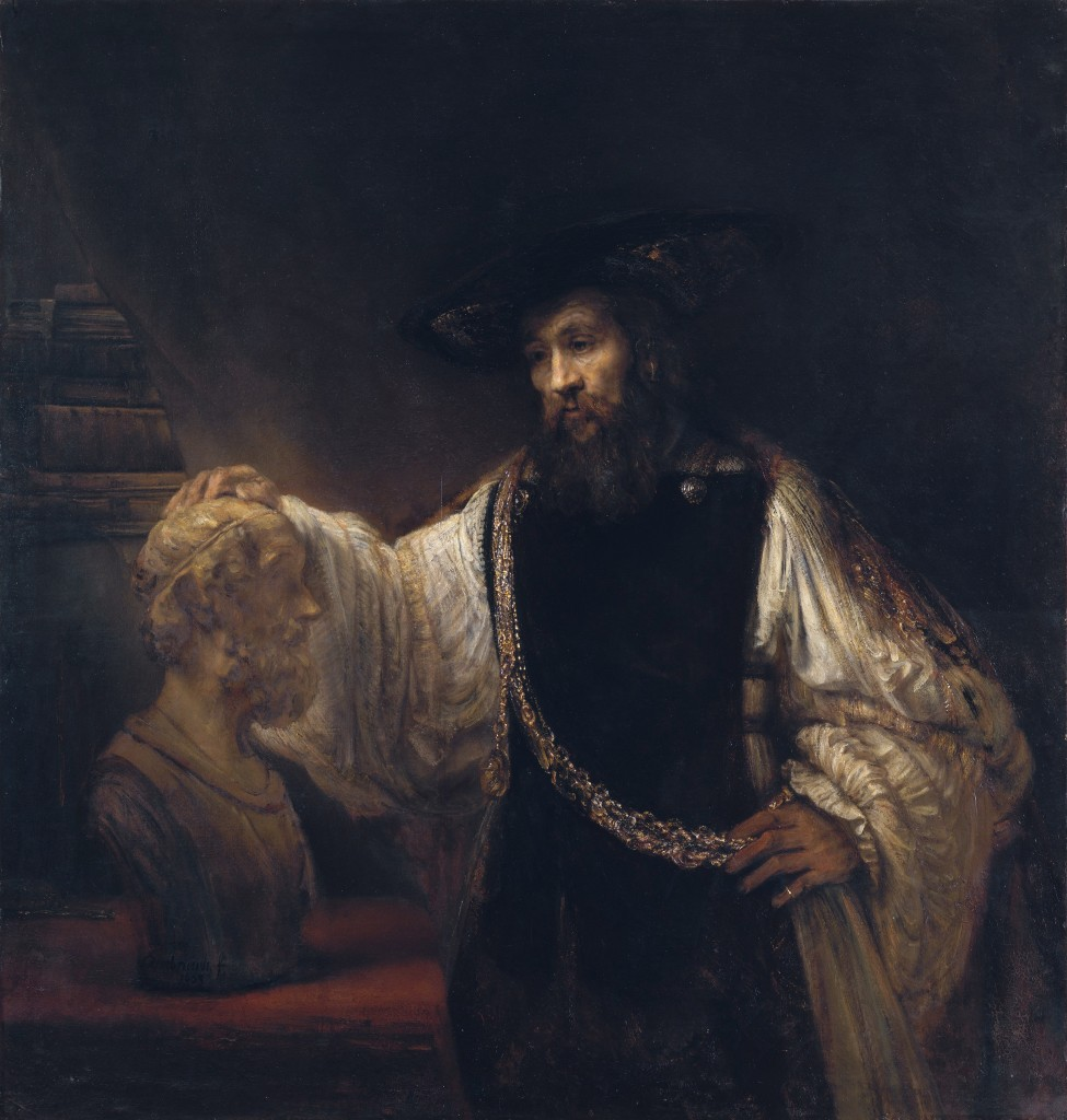 Rembrandt_-_Aristotle_with_a_Bust_of_Homer_-_WGA19232